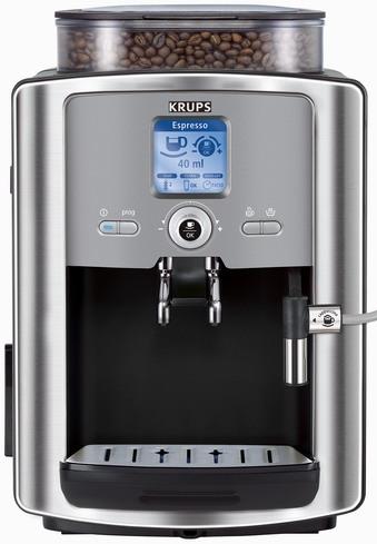 Krups Coffee Maker Xp 5200 : Krups Espresseria XP7240 Reviews - ProductReview.com.au