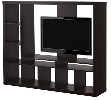 Ikea Entertainment Unit | Modern Interior Decorating Ideas