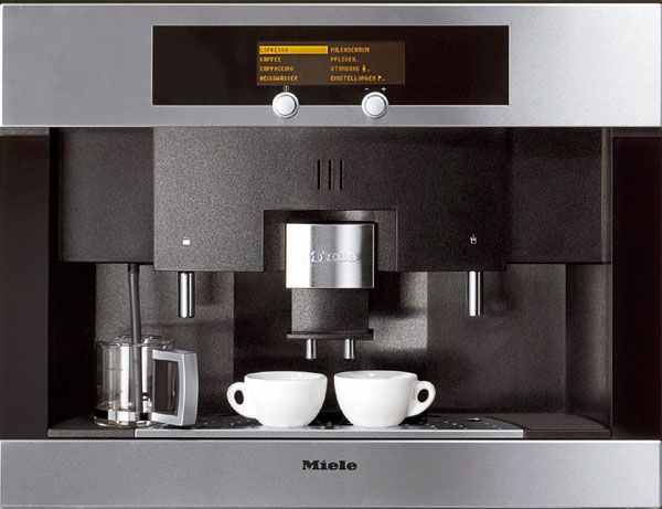 Built In Coffee Maker In Car : Miele CVA 4060 Reviews - ProductReview.com.au
