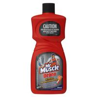 Drano Mr Muscle