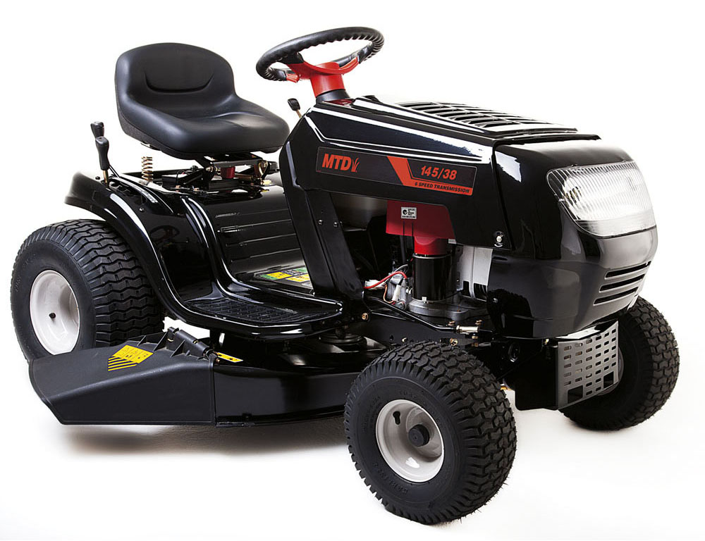 Garden Tractors Product : Mtd lawn tractor reviews productreview