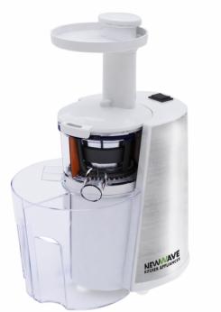 2016 Healthy Living Slow Juicer Natural Juice Extractor : New Wave Slow Juice Extractor NW900 Reviews - ProductReview.com.au
