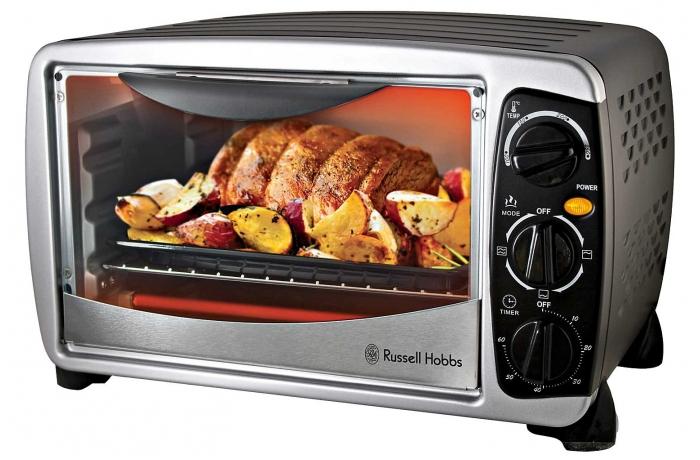 Beach 6 slice digital toaster