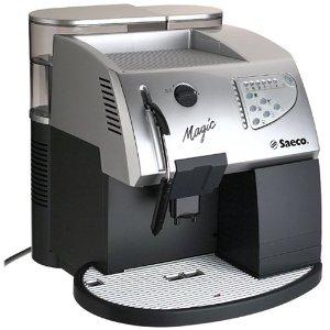 magic saeco coffee machine