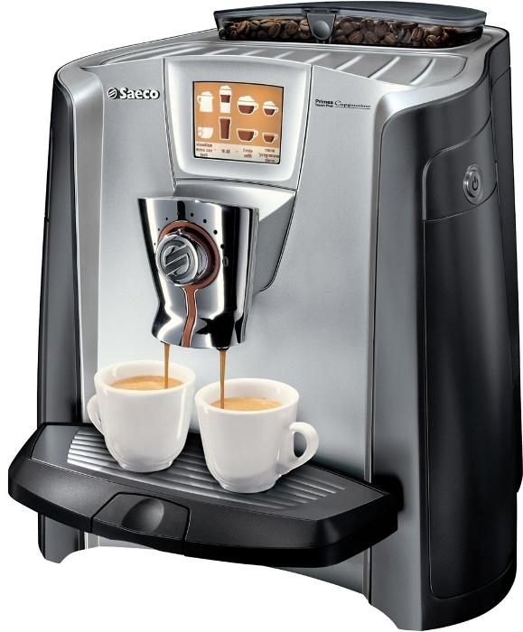 saeco royal cappuccino instructions
