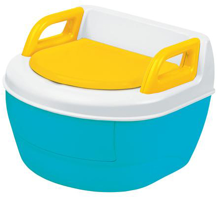 Safety Step Safety 1st Potty 'n Step Stool