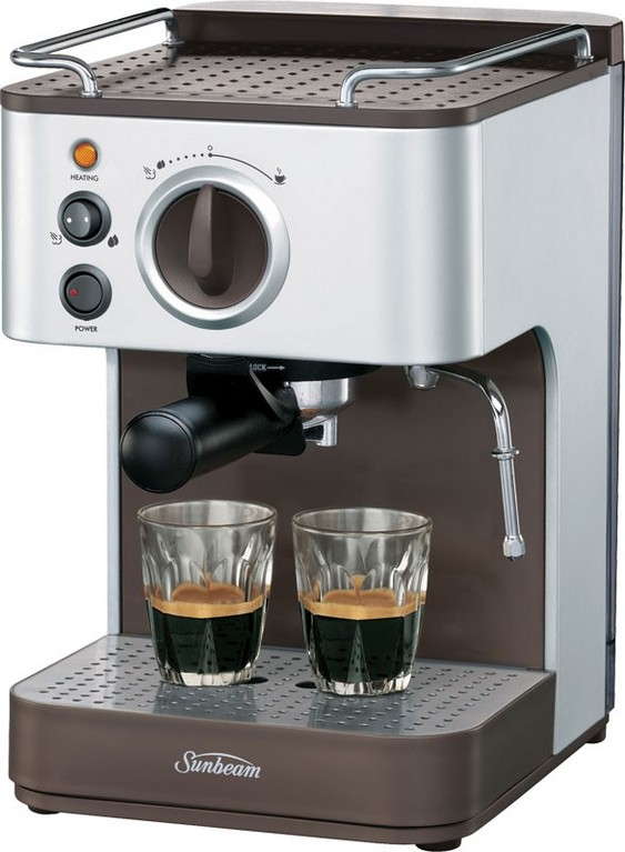 Sunbeam Cafe Espresso EM3600 Reviews - ProductReview.com.au