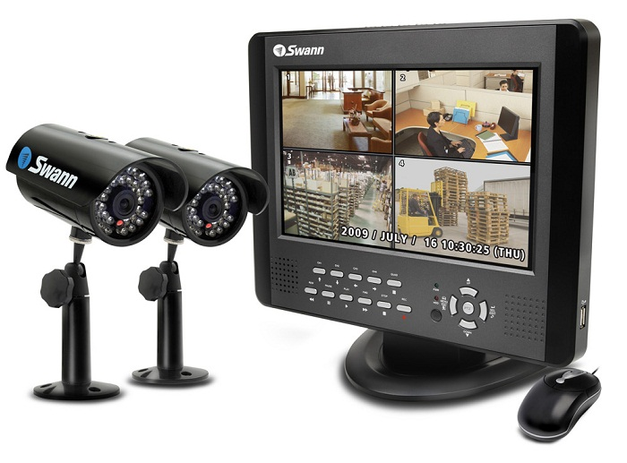Swann Dvr4 5000 All In One 10 Quot Reviews Productreview Com Au
