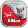 Dine Kitten with Steamed Ocean Fish