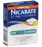 Nicabate 24 Hour Patches