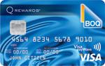 Bank of Queensland Blue Visa
