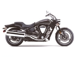 Yamaha XV1700 Roadstar Warrior