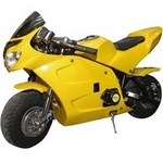 Super Pocket Bike Petrol Motor