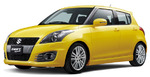 2012-2014 Suzuki Swift Sport