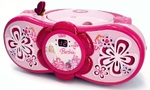 Barbie My Fab Radio CD Player