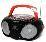 Hot Wheels CD Boom Box