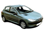 1999-2007 Peugeot 206