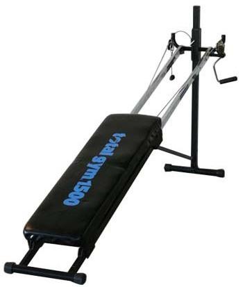 total gym 1000 setup instructions