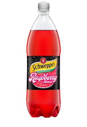 Raspberry Lemonade Soft Drink