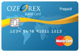 Ozforex travel card reviews
