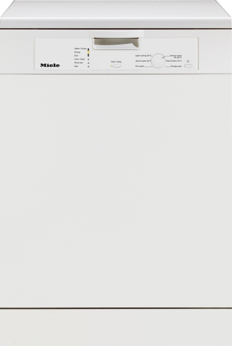 Miele Dishwasher Reviews >> Miele G 4101 Reviews - ProductReview.com.au