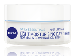 Nivea Daily Essentials Light Moisturising Day Cream