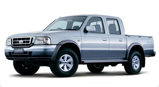 Ford Ranger 1999 >> Ford Courier Reviews - ProductReview.com.au
