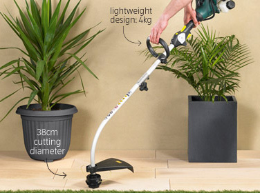 Gardenline Aldi Petrol Trimmer Reviews Productreview