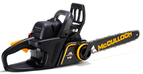 Mcculloch cs400t reviews productreview greentooth Images