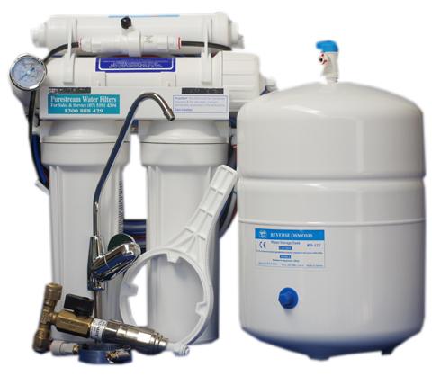 Water Filters Australia 4 Stage Undersink Reverse Osmosis