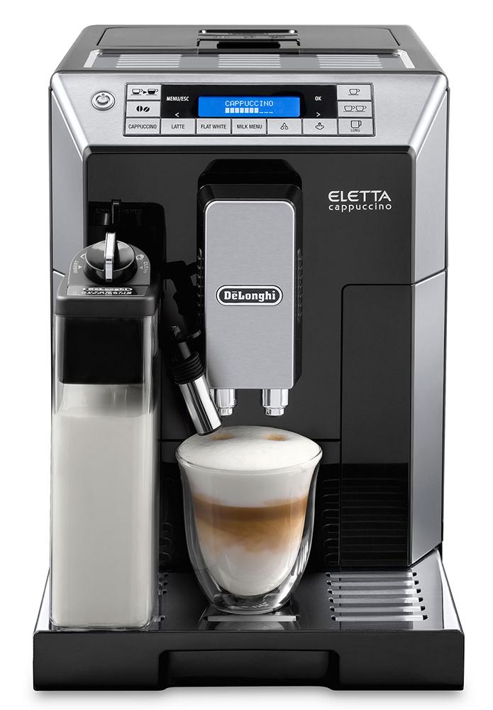 Eletta cappuccino ecam 45 760 b review