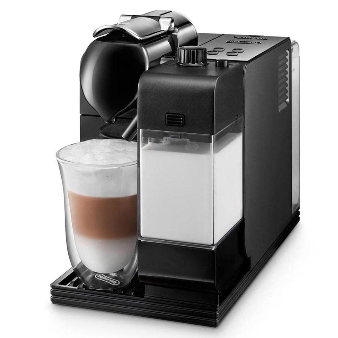 how to work nespresso coffee machine