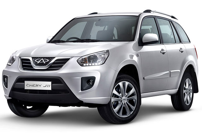 Chery Brand Car Review J