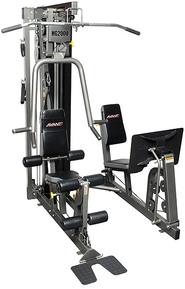 Avanti Hg2000 Home Gym Reviews Productreview Com Au
