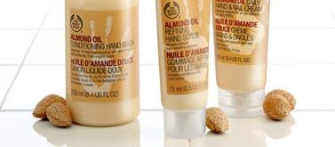 The Body Shop Almond Oil Reviews Productreview Com Au