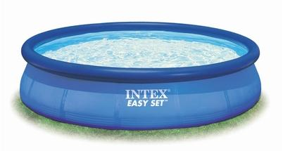 Intex easy set pool reviews for Easy care pool products