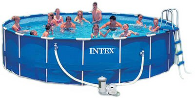 Intex Circular Metal Frame Reviews Productreview Com Au