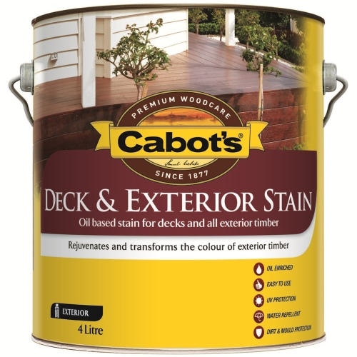 Cabot 39 S Deck Exterior Stain Oil Based Reviews