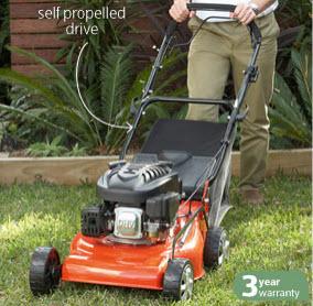 Gardenline (Aldi) Petrol Mower Reviews - ProductReview.com.au