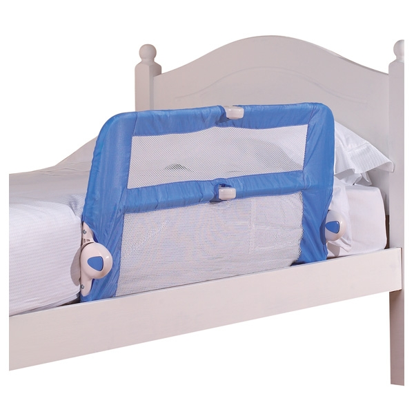 lindam folding bed guard instructions