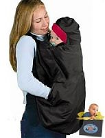 kiddopotamus fleece warmer all carrier cover reviews productreviewcomau - Carrier Cover