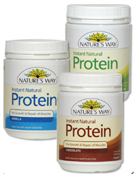 Nature's Way Instant Natural Protein Powder Reviews