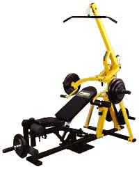 Powertec Workbench Leverage Gym Reviews Productreview Com Au
