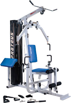 Proteus Studio 7 Home Gym Reviews - ProductReview.com.au