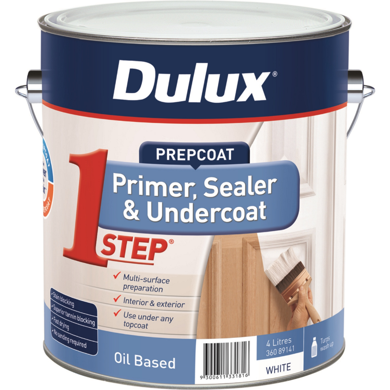 Dulux 1step oil based primer sealer undercoat reviews - Exterior paint and primer in one reviews ...