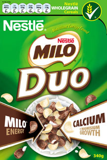 Nestl s promotional strategy for milo