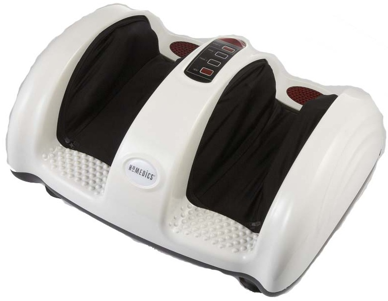 HoMedics Foot and Calf Massager with Heat FCC-500H Reviews ...