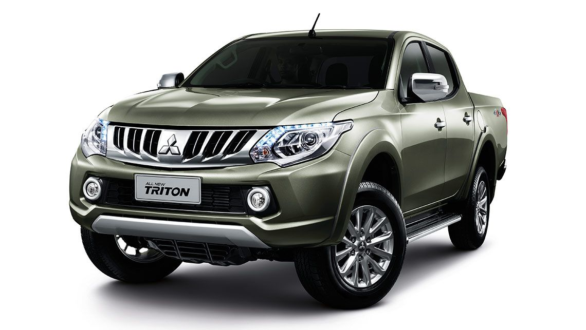 Mitsubishi Triton Reviews Productreview Com Au