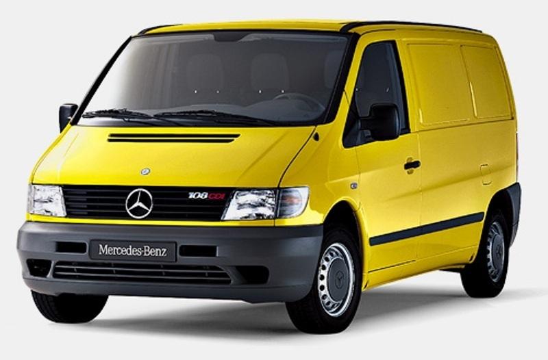 Mercedes-Benz Vito W638 (1996-2003) Reviews ...