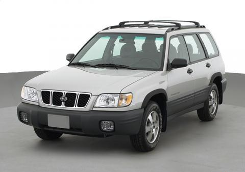 Subaru forester sf 1997 2002 reviews productreview sciox Images